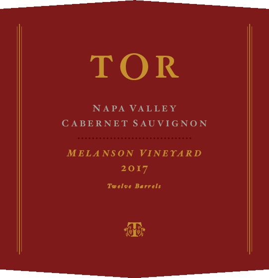 2017 Cab Melanson Vineyard