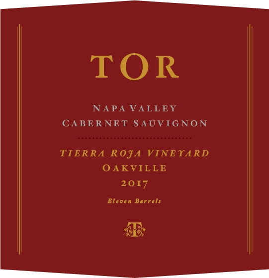 2017 Cab Tierra Roja Vineyard