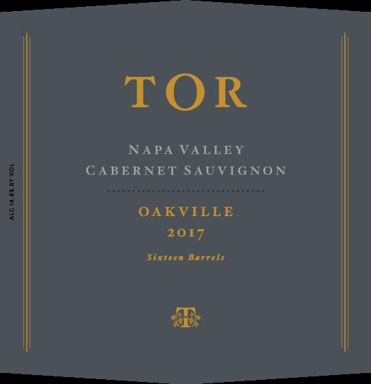 2017 Oakville Cabernet Sauvignon