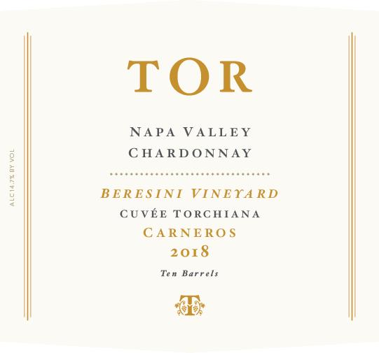 2018 Chard Beresini Vineyard Cuvee Torchiana