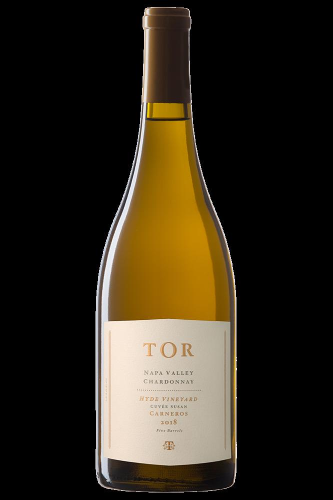 TOR Napa Valley 2018 Chardonnay Hyde